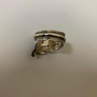 ハーヴィーメイス フェザーリング(リング(指輪))