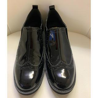 ing - ing イング エナメル靴