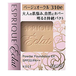 KOSE - 新品  コーセー  エスプリークエクラ  パウダーファンデ  BO310e
