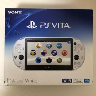 PlayStation Vita - PlayStation®Vita PCH-2000 【極美品】