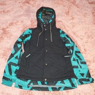 ロキシー(Roxy)のスノーボード スキー ウェア 美品 レディース M(ウエア/装備)