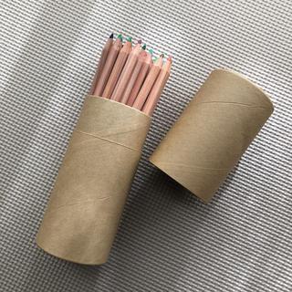 ムジルシリョウヒン(MUJI (無印良品))の無印良品 色鉛筆36色セット(色鉛筆)