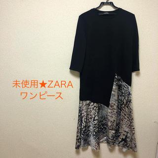 ZARA - 試着のみ♡ZARA ワンピース