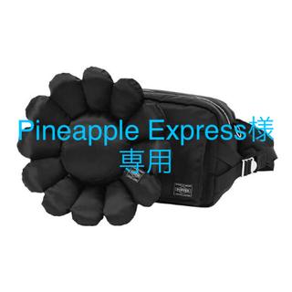 ポーター(PORTER)の[Pineapple Express様専用]村上隆×porter ウエストバッグ(ウエストポーチ)