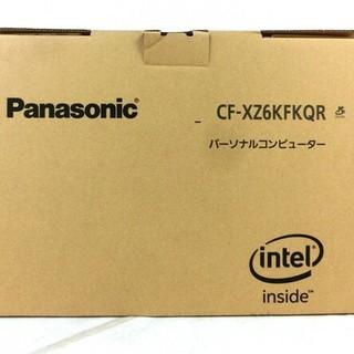 Panasonic - 未使用 Panasonic Let's note XZ6 CF-XZ6KFKQR