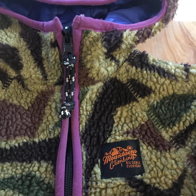 BREEZE(ブリーズ)のリバーシブルダウン キッズ/ベビー/マタニティのキッズ服男の子用(90cm~)(ジャケット/上着)の商品写真