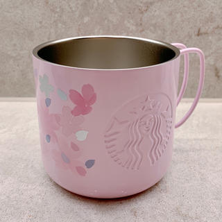 Starbucks Coffee - Starbucks 2019 SAKURA さくら ステンレス マグカップ