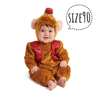 Disney - 海外ディズニーストア アラジン アブー  コスチューム 着ぐるみ 仮装 コスプレ