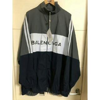 Balenciaga - 【新品未使用】バレンシアガ トラックスーツ ポプリンシャツ