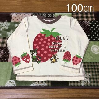 ビッツ(Bit'z)の<専用>ロンT95&100サイズ(Tシャツ/カットソー)