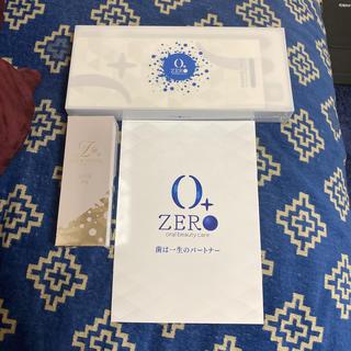 ゼロクリスタル ゼロキット&TOOTH GELのセット(歯ブラシ/デンタルフロス)