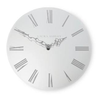LAURA ASHLEY - ローラアシュレイ 壁掛け時計 ミラー クロック