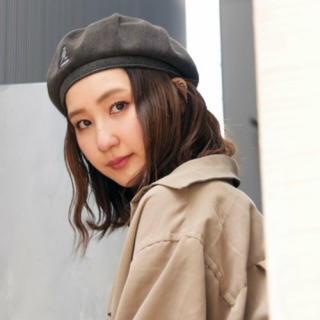 KANGOL - 《美品》KANGOL/カンゴール ベレー帽 Indigo Jax Beret