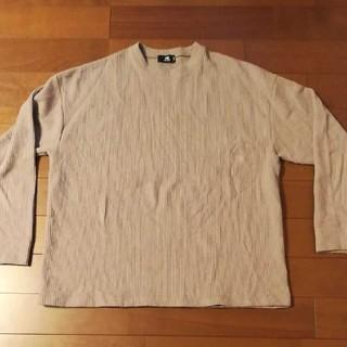 ハレ(HARE)のハレ コーデュロイニットソー(Tシャツ/カットソー(七分/長袖))