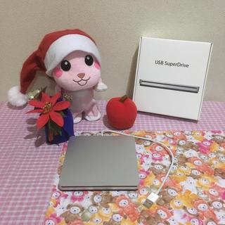 マック(Mac (Apple))のApple 純正Super Drive A1379 ☆(PC周辺機器)