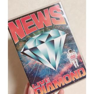 NEWS - NEWS ダイアモンドDIAMOND ライブDVD