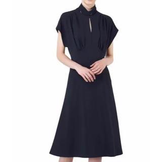 mame - mame 黒 ドレス