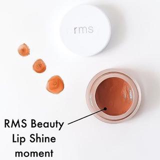 RMS Beauty リップシャイン モーメント