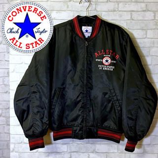 CONVERSE - 【CONVERSE☆ALL STAR】コンバース スタジャン フルジップ刺繍