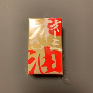 オーミすき油(ヘアワックス/ヘアクリーム)