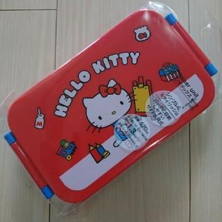 ハローキティ - ハローキティ 箸付 新品 1段レディースランチボックス 弁当箱 520