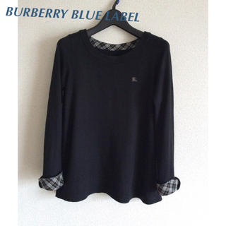 BURBERRY BLUE LABEL -  BURBERRY BLUE LABEL⭐️長袖シャツ カットソー