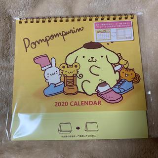 ポムポムプリン(ポムポムプリン)のポムポムプリン卓上カレンダー(その他)