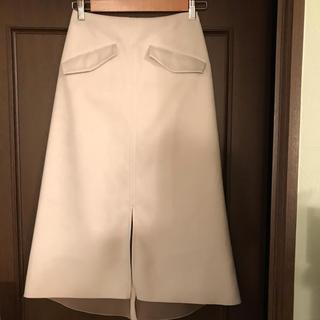 ジュエルチェンジズ(Jewel Changes)のエメルリファインズ スカート(ひざ丈スカート)