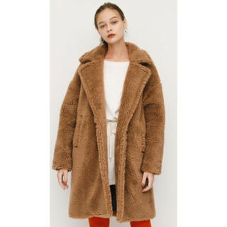 SLY - SLY  AIR BOA LONG COAT