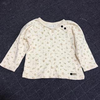 ビケット(Biquette)のビケット 花柄 ロンT 95(Tシャツ/カットソー)