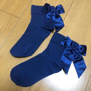 Maison de FLEUR - Maisondefleur メゾンドフルール 靴下 量産