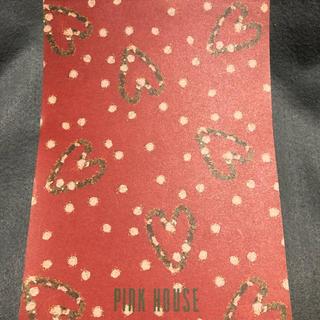 ピンクハウス(PINK HOUSE)のピンクハウス☆ノベルティ☆メモ帳 2冊セット(ノベルティグッズ)