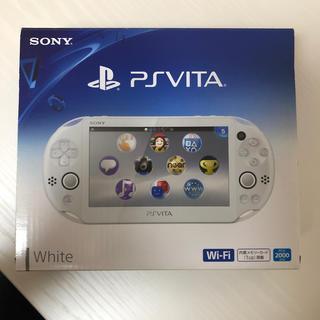 PlayStation Vita - PlayStation®Vita(PCH-2000シリーズ)Wi-Fiモデル …