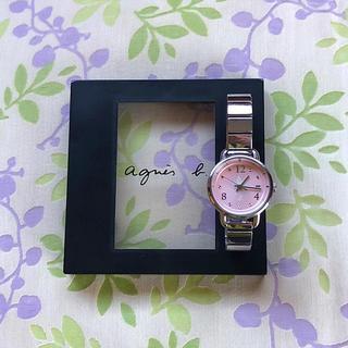 アニエス・ベー  ㉑   腕時計・稼動品✨