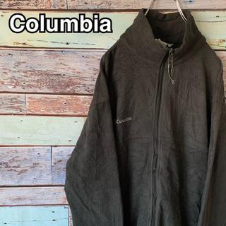 コロンビア(Columbia)のコロンビア フリースジャケット ブラック Lサイズ(その他)
