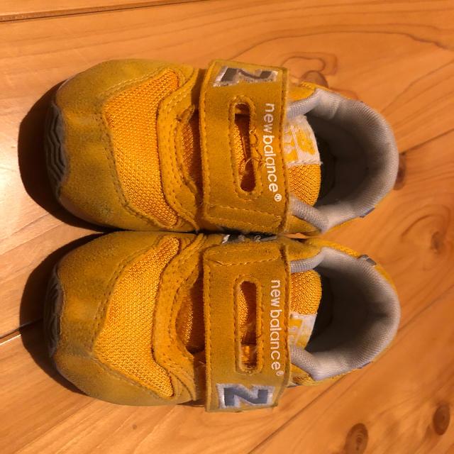 New Balance(ニューバランス)のニューバランス 14センチ キッズ/ベビー/マタニティのベビー靴/シューズ(~14cm)(スニーカー)の商品写真