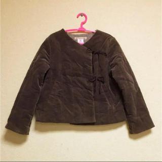 ボンポワン(Bonpoint)のBonpoint☆コーデュロイジャケット☆4(ジャケット/上着)