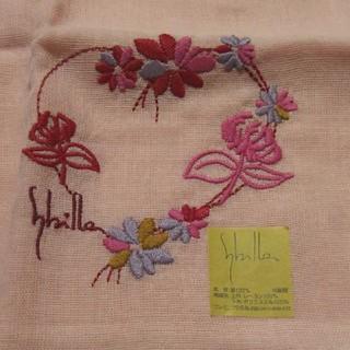 Sybilla - Sybilla 刺繍ガーゼハンカチ