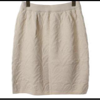 アーバンリサーチ(URBAN RESEARCH)のURBAN RESEARCH ニットスカート 新品未使用(ミニスカート)