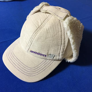 ニューバランス(New Balance)のニューバランス防寒キャップ56センチ(帽子)