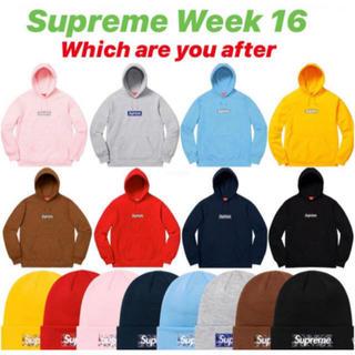 シュプリーム(Supreme)のsupreme week16 (パーカー)