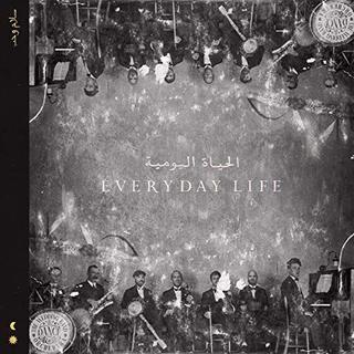Amazon限定 COLDPLAY CD everyday life 特典付(ポップス/ロック(洋楽))