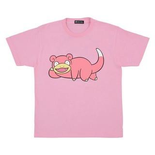 ポケモン(ポケモン)のTシャツ ヤドン ピンク(Tシャツ/カットソー(半袖/袖なし))