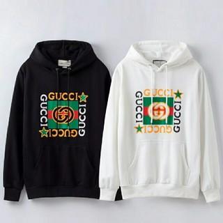 グッチ(Gucci)の[2枚12000円送料込み] LOGOパーカー男女兼用(パーカー)