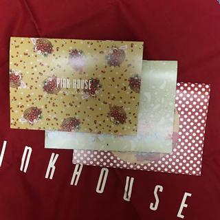 ピンクハウス(PINK HOUSE)のようちゃむ様専用 PINK HOUSE ノベルティ カレンダー3冊セット(カレンダー/スケジュール)