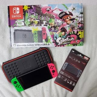Nintendo Switch - Nintendo Switch スプラトゥーン2 セット/Switch/HACS