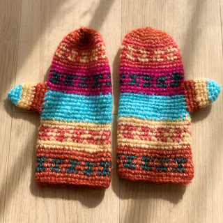 ビームスボーイ(BEAMS BOY)の【新品・未使用】手袋(手袋)