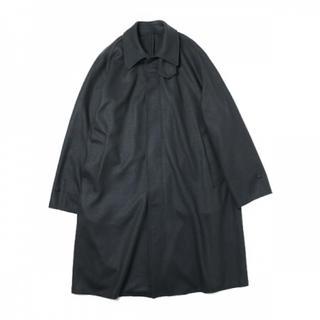 COMOLI - URU ball collar coat