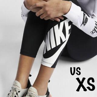 ナイキ(NIKE)のナイキ レギンス スポーツウェア ブラック 黒(レギンス/スパッツ)