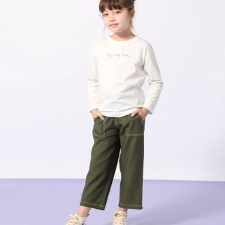 ジーナシス(JEANASIS)の【新品】JEANASIS  カットソー  140(Tシャツ/カットソー)